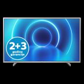 Smart televizor Philips 43PUS7555 - Sivi