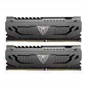 Memorija DIMM  DDR4 16GB 2x8GB 3000MHz Patriot Viper Steel PVS416G300C6K