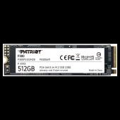 SSD M.2 NVMe 512GB Patriot P300 1700MBs/1100MBs P300P512GM28
