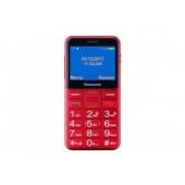 """Mobilni telefon Panasonic KX-TU150EXR DS Crveni, 2.4"""" TFT, 1400 mAh, Cam"""