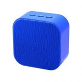 Bežični zvučnik 1.0 Xwave B Square bluetooth 5W plava